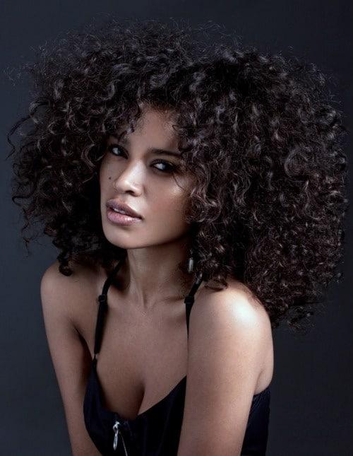 cheveux afro - Coloration Avant Lissage Brsilien