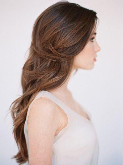 Cheveux européens