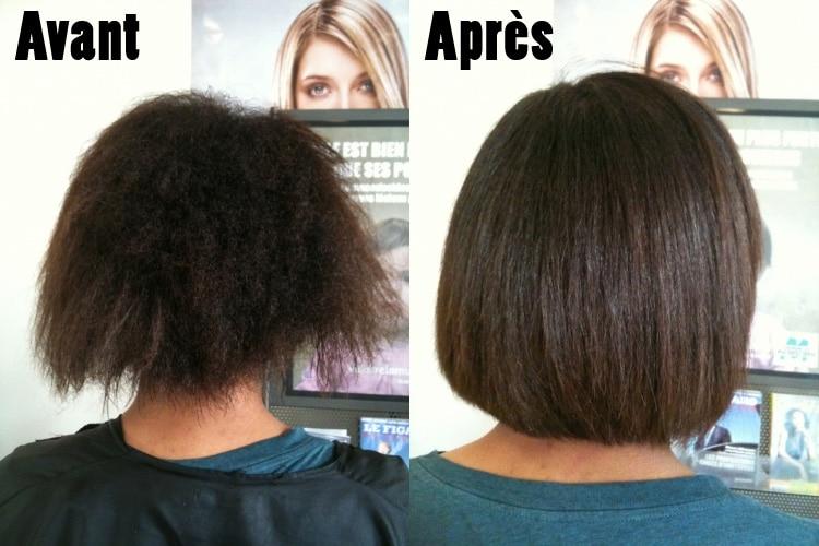 Keratine cheveux maghrebin